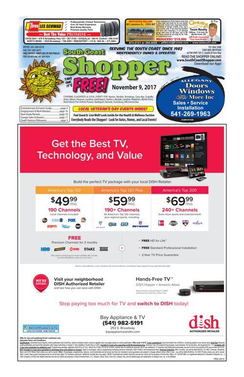 South Coast Shopper e-Edition 11-9-17