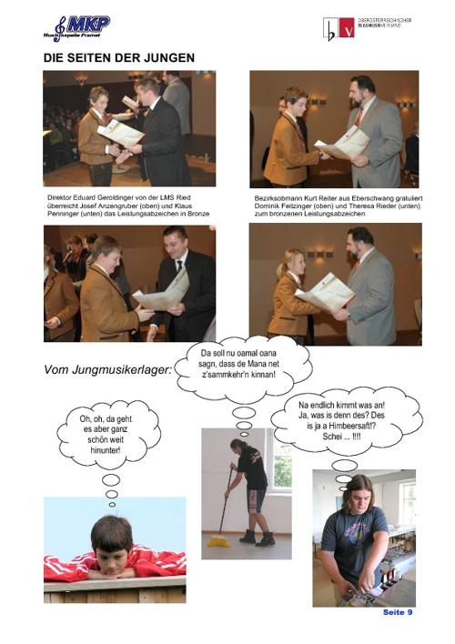 Musizeitung 2005 (Teil 2)