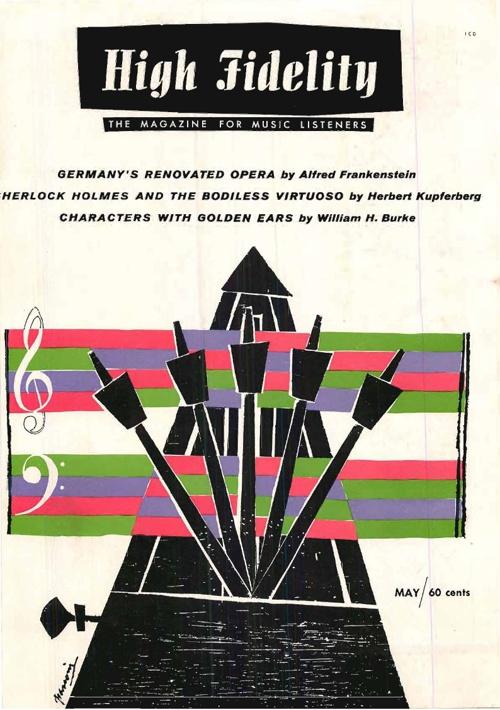 Haute Fidelite 1958