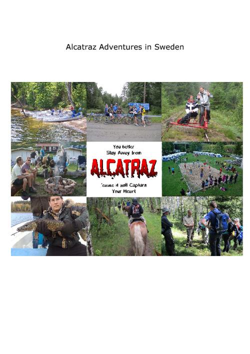 Alcatraz Folder