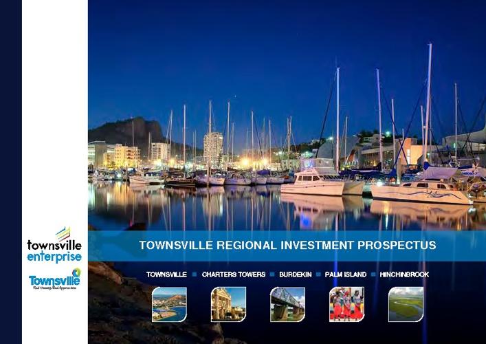 Townsville Regional Investment Prospectus 2012