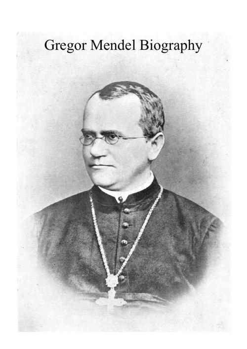 Gregor Mendel V1