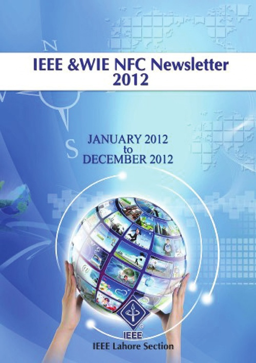IEEE AND WIE NFC NEWS LETTER 2012