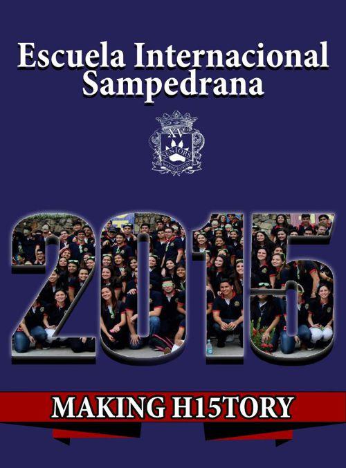 EIS Yearbook 2015