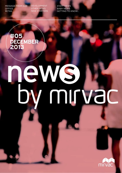 Mirvac National Newsletter