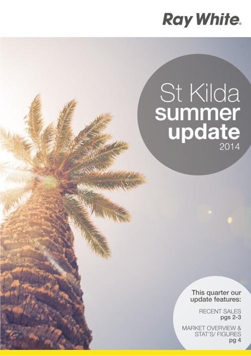 St Kilda Summer Update 2014