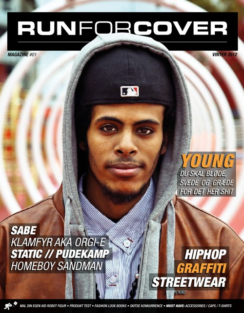 RUN FOR COVER - Issue #1 2012