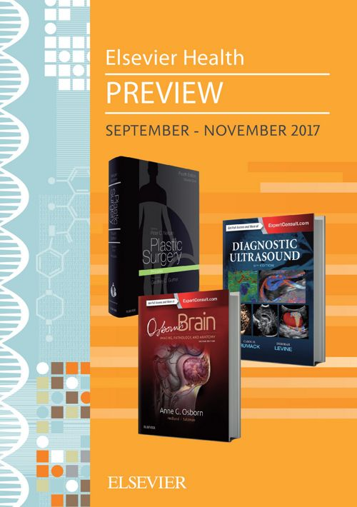 Elsevier Health Preview September - November 2017
