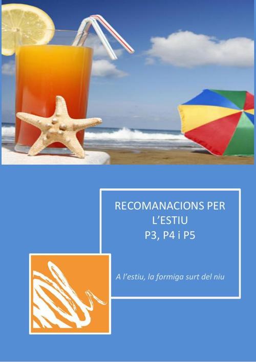 Recomanacions Estiu-2014