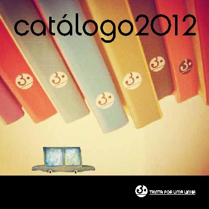 Catálogo 2012 da TPUL