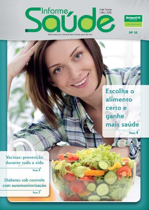Informe Saúde Unimed - Edição 18