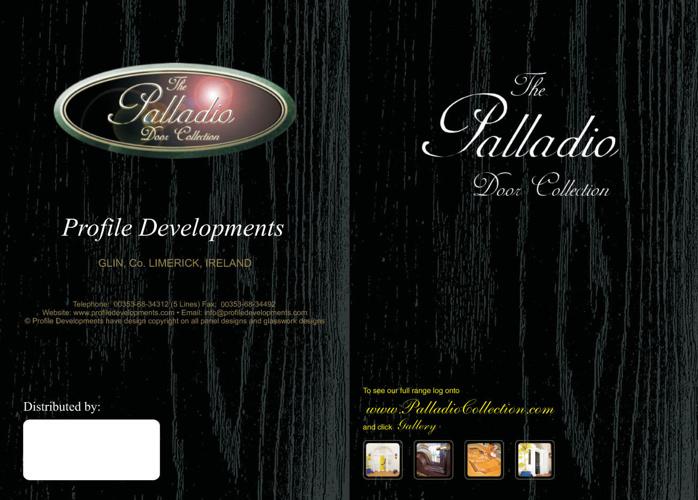 Palladio-Brochure