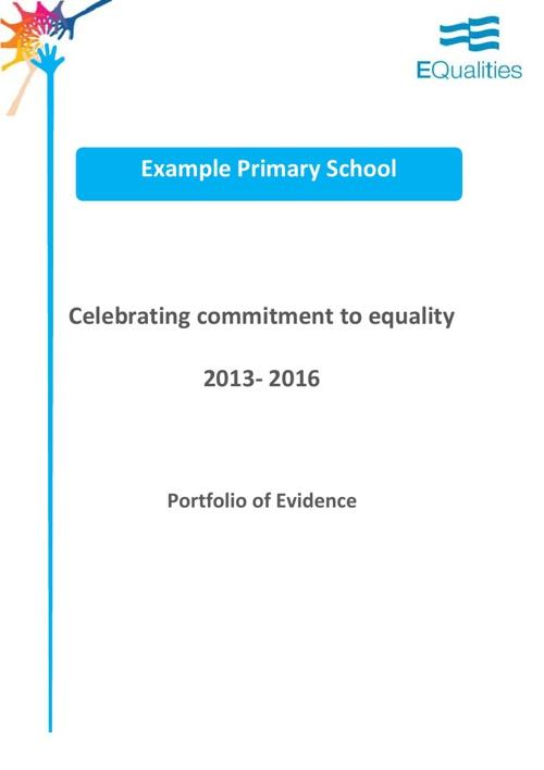 Portfolio Example: Section 2 Narrowing the Gap