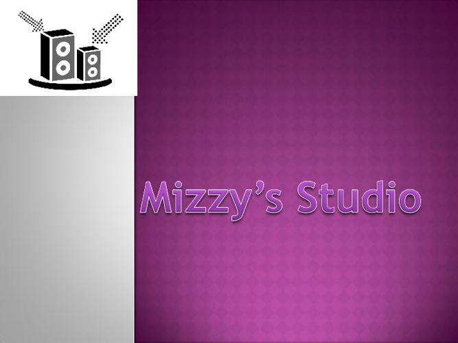 missy's studio
