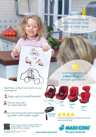 Akciós magazin Baby Center Szeged 2015 07-08