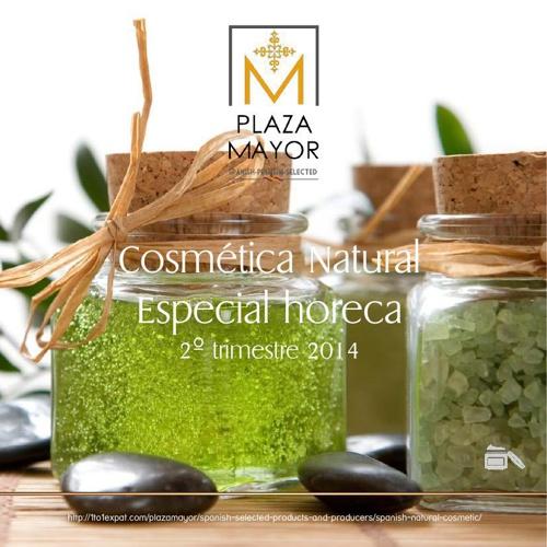 Natural Cosmetics Horeca 2014