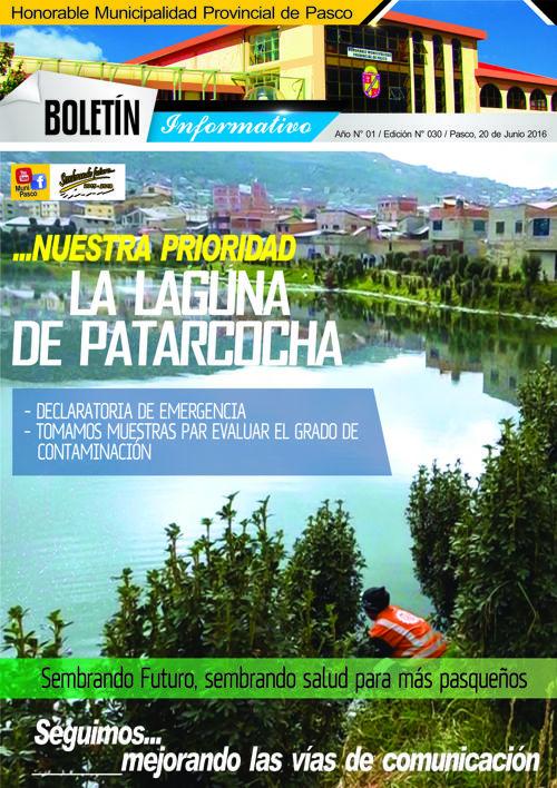 BOLETÍN MUNICIPAL N° 030