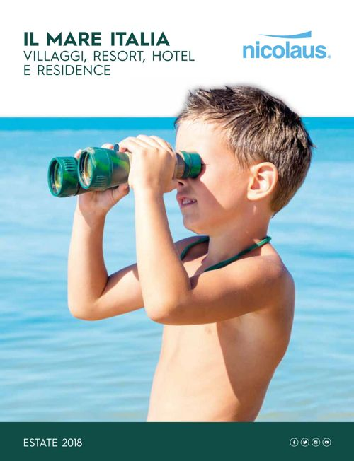 Il Mare Italia - Villaggi, Resort, Hotel e Residence 2018
