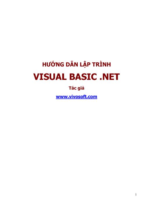 PDF VB.Net