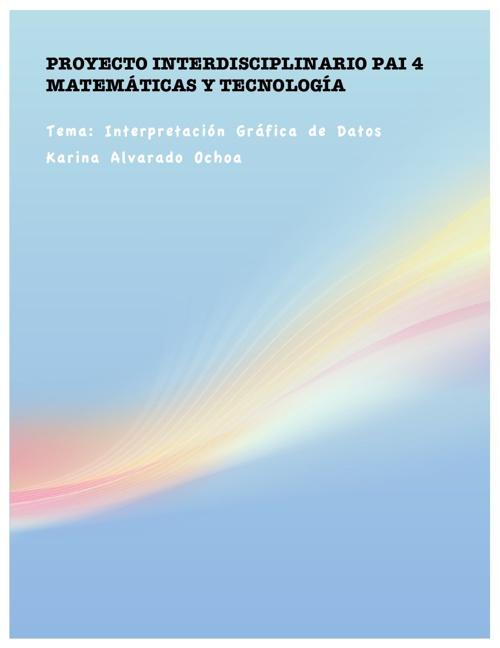 Proyecto Interdisciplinario