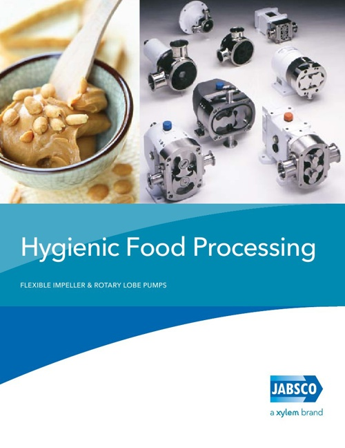 Jabsco Hygienic Food Processing