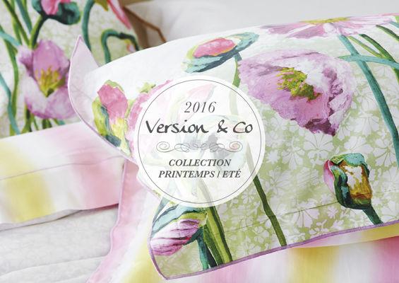 Version & Co - Nouvelle Collection Printemps-Eté 2016