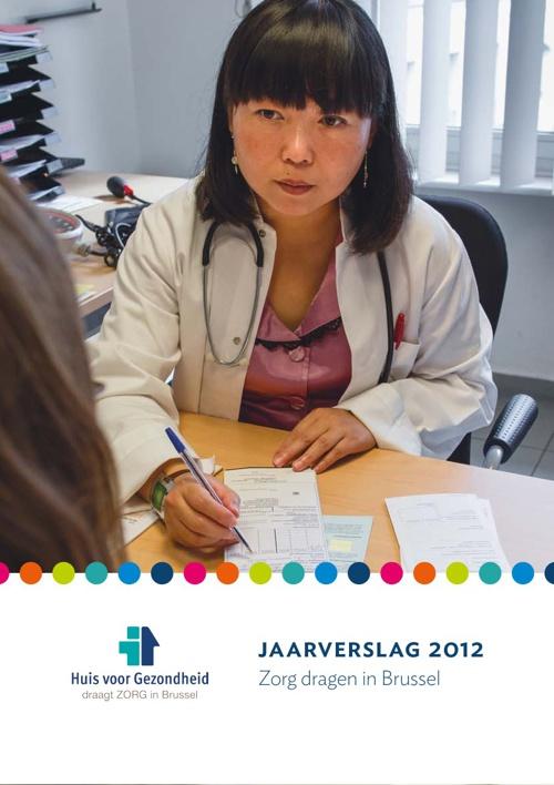 Jaarverslag Huis voor Gezondheid 2012