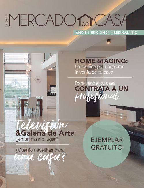 Revista Mercado de Casas- Edición Marzo/Abril 2018