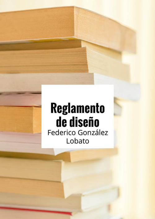 Reglamento de diseño pdf