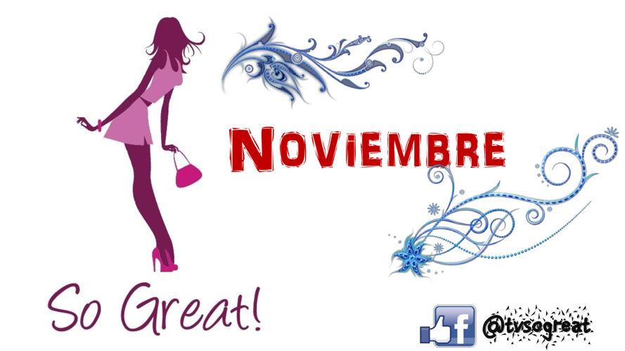 Catálogo - noviembre