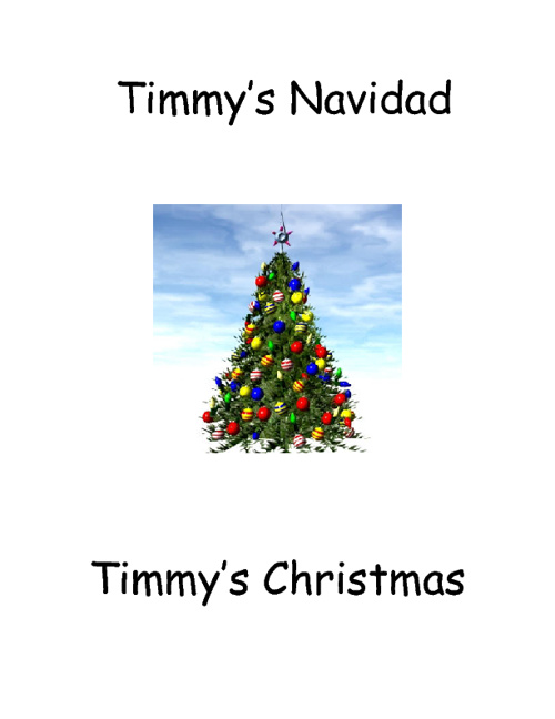 Timmy's Christmas