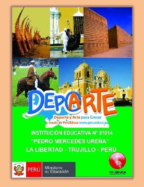 PROGRAMA DEPARTE EN LA CAPITAL DE LA MARINERA - TRUJILLO
