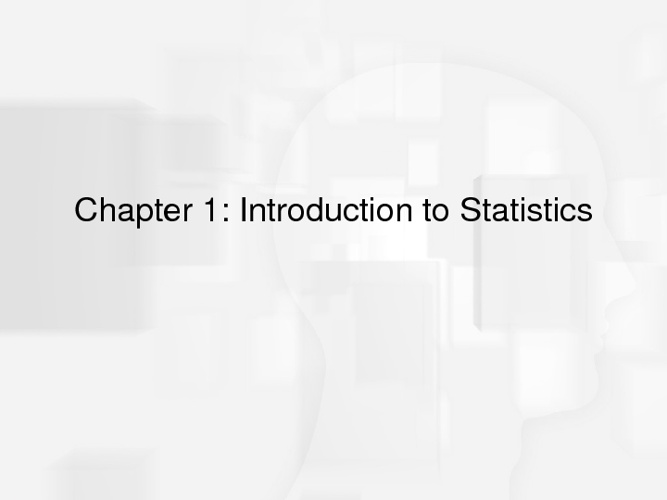 Text PPTS Chapters 1 - 4 9E