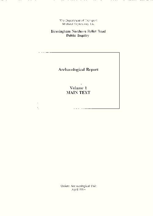 BNRR Report