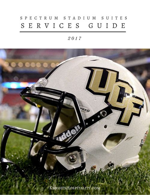 Copy of Spectrum Stadium Suites Services Guide