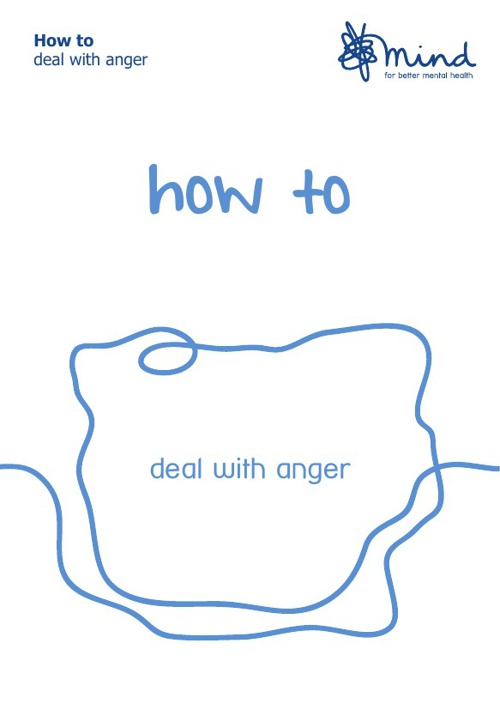 Try to control you anger