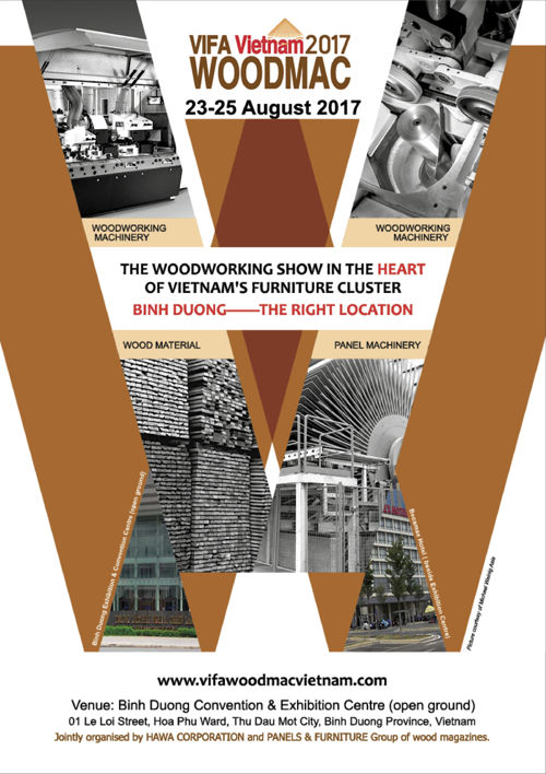 BROCHURE VIFA WOODMAC VIETNAM 2017