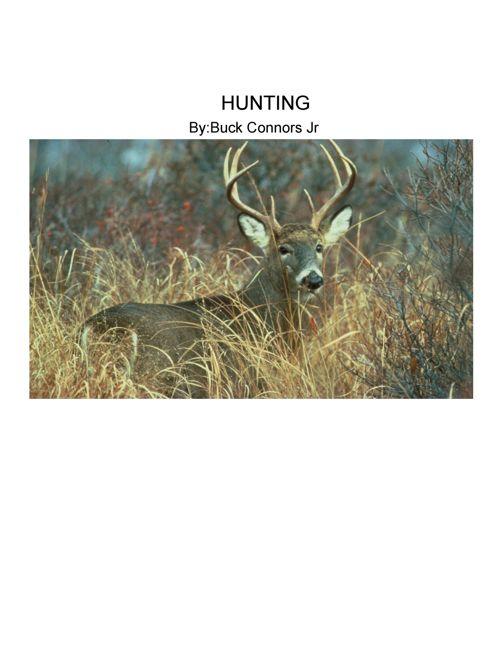 InformationalWriting-BuckConnors
