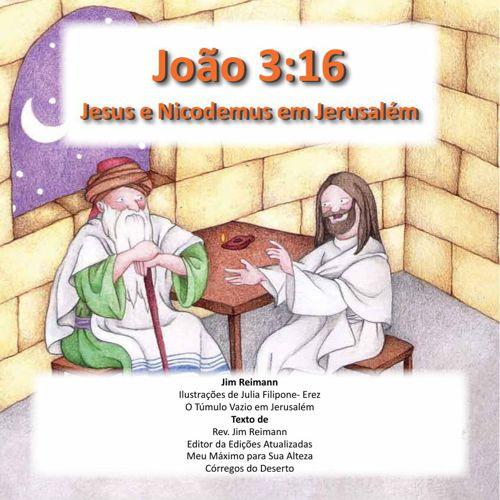 John 3:16 - Portuguese