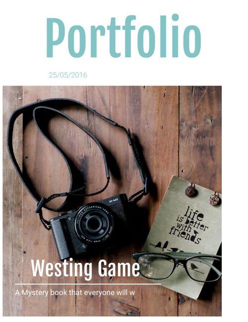 Westing Game Portfolio