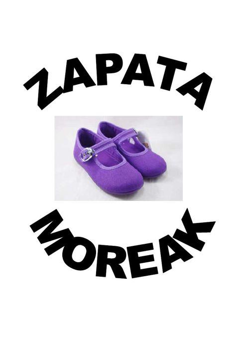 Zapata moreak