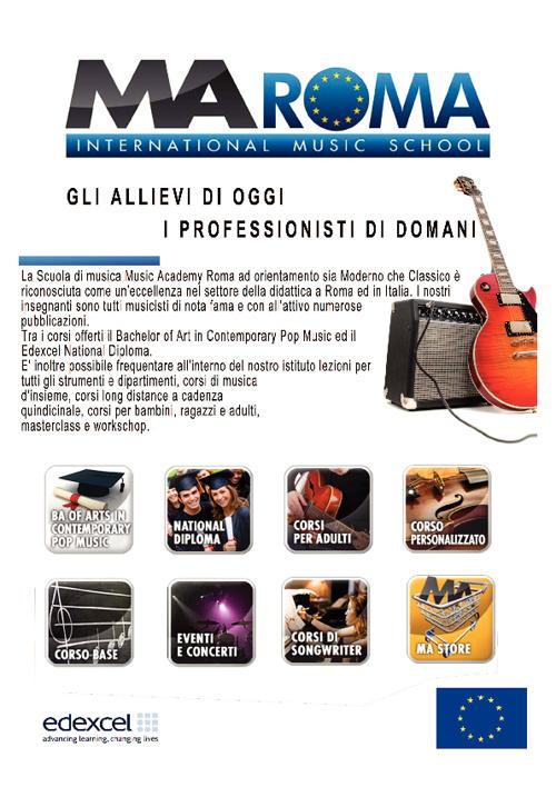 Brochure MA Roma