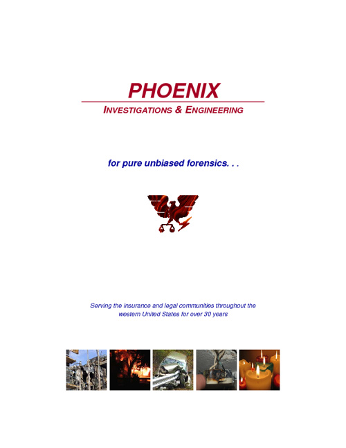 Phoenix Investigations and Engineering