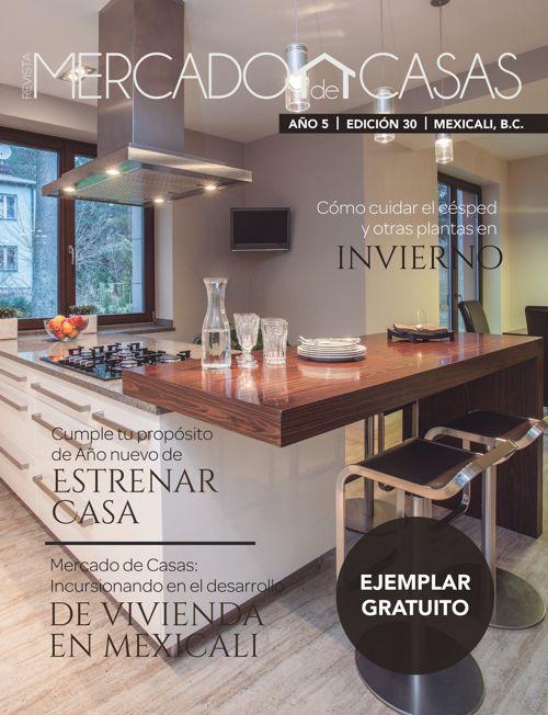 Revista Mercado de Casas- Edición Enero/Febrero 2018