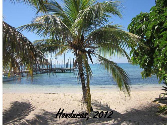 Honduras trip Feb 2012
