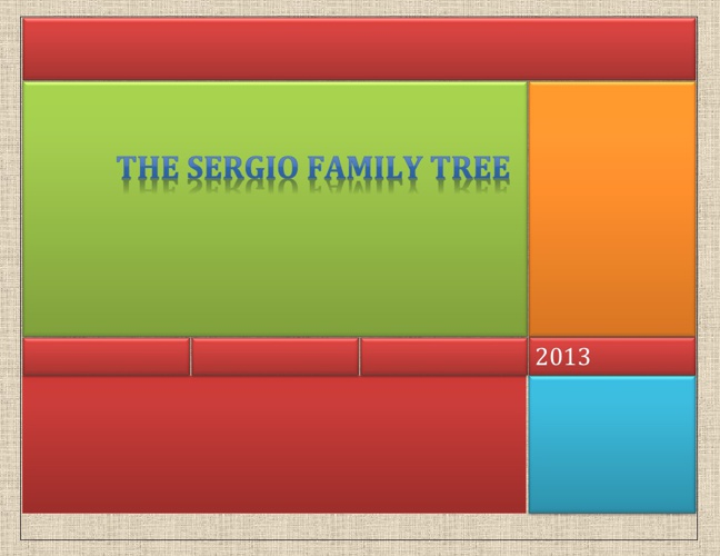Family of Sergio