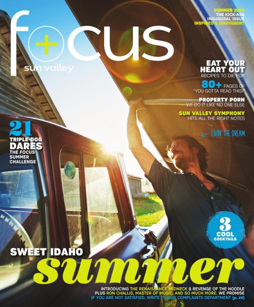 Focus Sun Valley Summer 2014