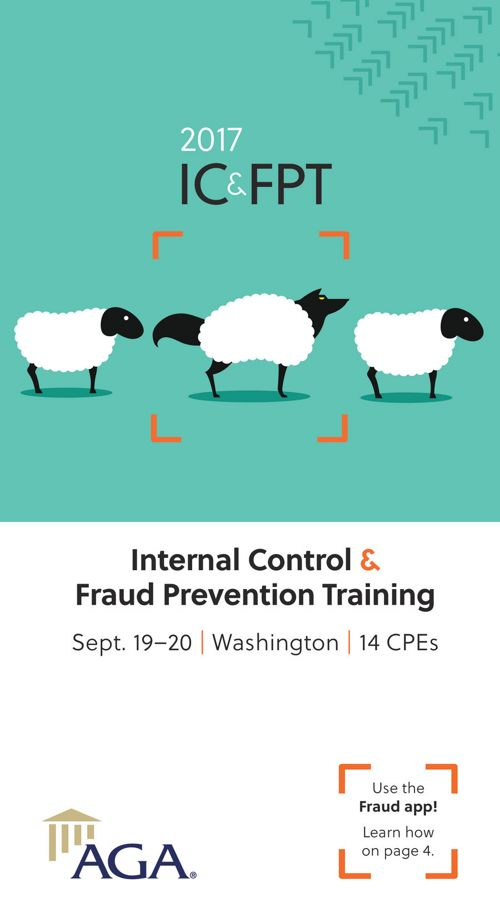 2017 Internal Control & Fraud Prevention Training Program