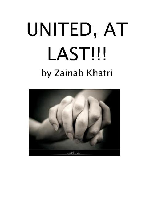 United, At Last!