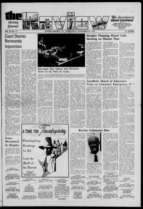 Review November 1978